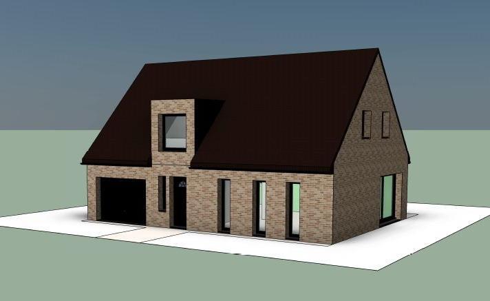 Maisons + Terrains du constructeur MAISONS FRANCE CONFORT • 90 m² • MARESCHES