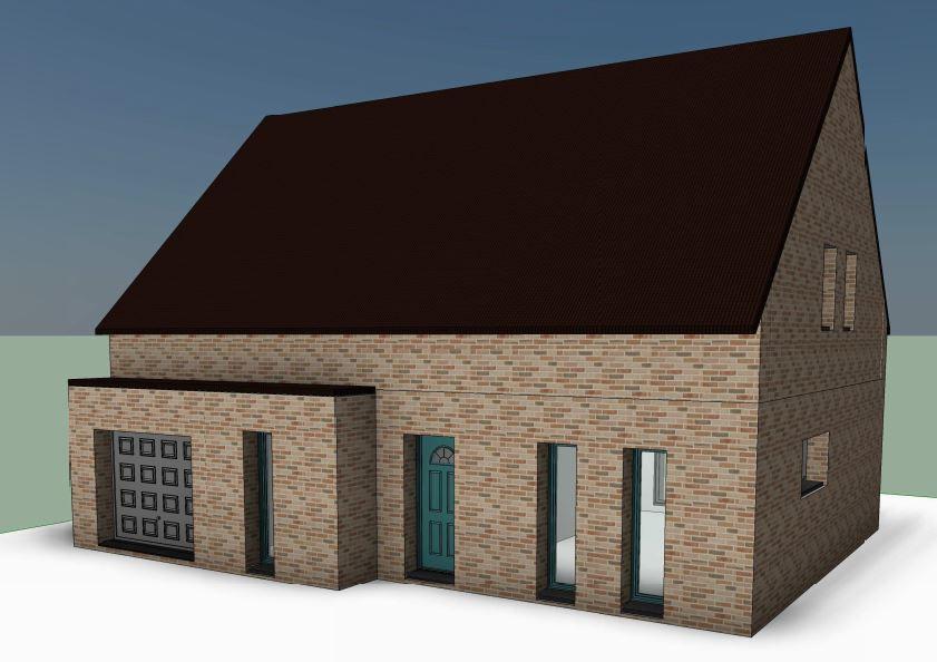 Maisons + Terrains du constructeur MAISONS FRANCE CONFORT • 70 m² • SEBOURG
