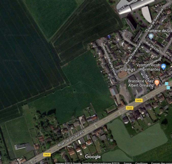 Terrains du constructeur MAISONS FRANCE CONFORT • 460 m² • ONNAING