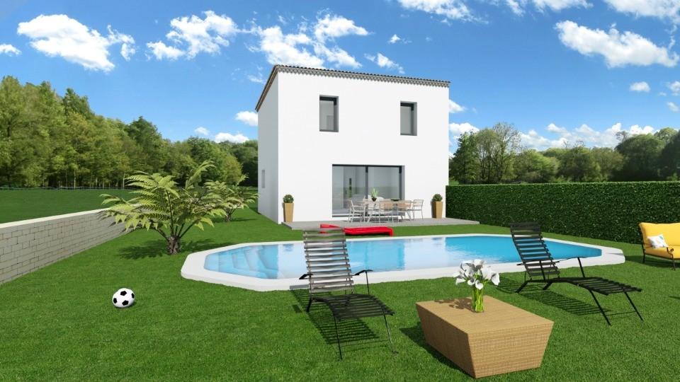 Maisons + Terrains du constructeur LES MAISONS DE MANON • 90 m² • GIGNAC LA NERTHE
