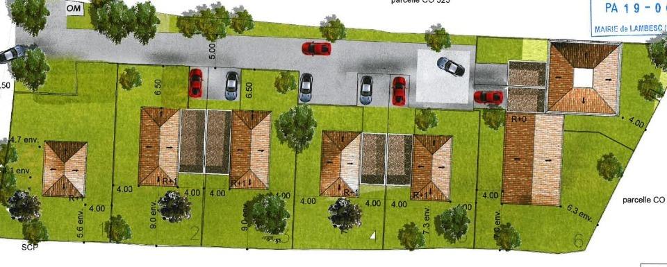 Terrains du constructeur LES MAISONS DE MANON • 384 m² • LAMBESC