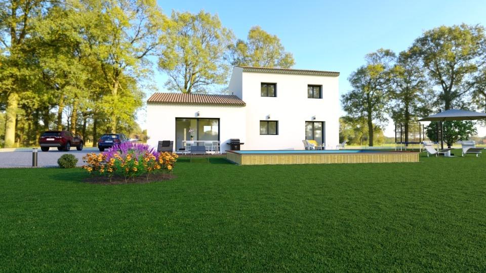 Maisons + Terrains du constructeur LES MAISONS DE MANON • 115 m² • VENTABREN