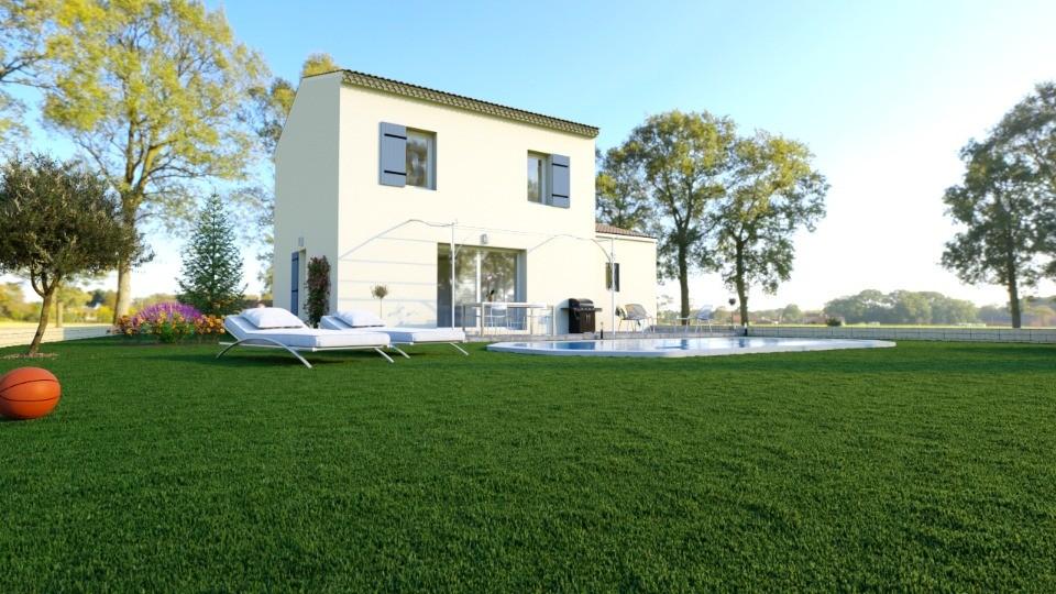 Maisons + Terrains du constructeur LES MAISONS DE MANON • 80 m² • BEAUMONT DE PERTUIS