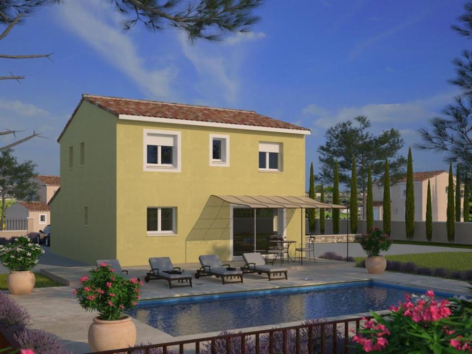Maisons + Terrains du constructeur MAISONS FRANCE CONFORT • 86 m² • LOMBERS