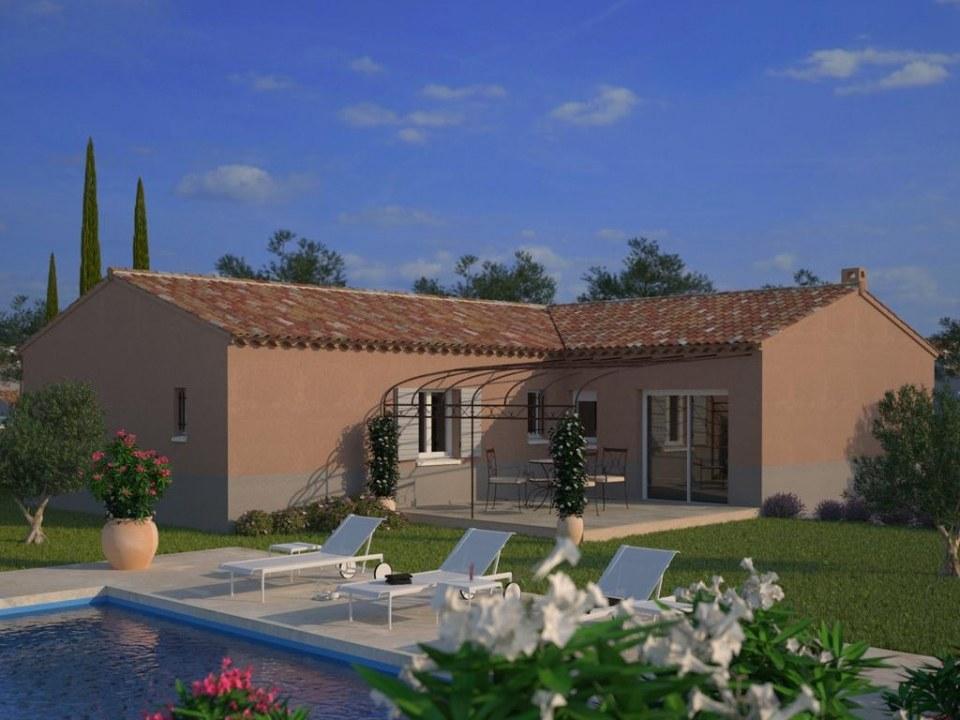 Maisons + Terrains du constructeur MAISONS FRANCE CONFORT • 110 m² • ORBAN