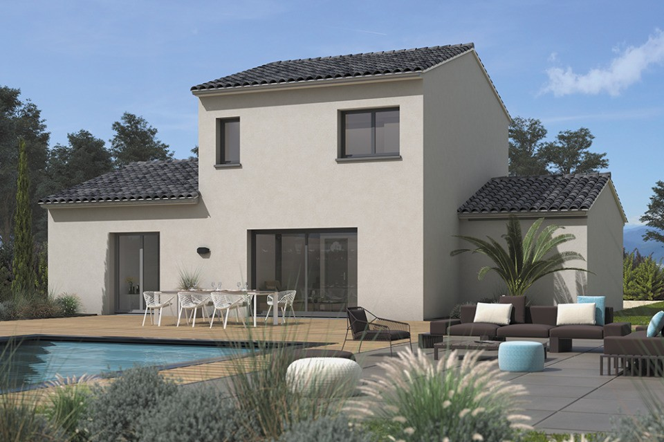 Maisons + Terrains du constructeur MAISONS FRANCE CONFORT • 110 m² • CARMAUX