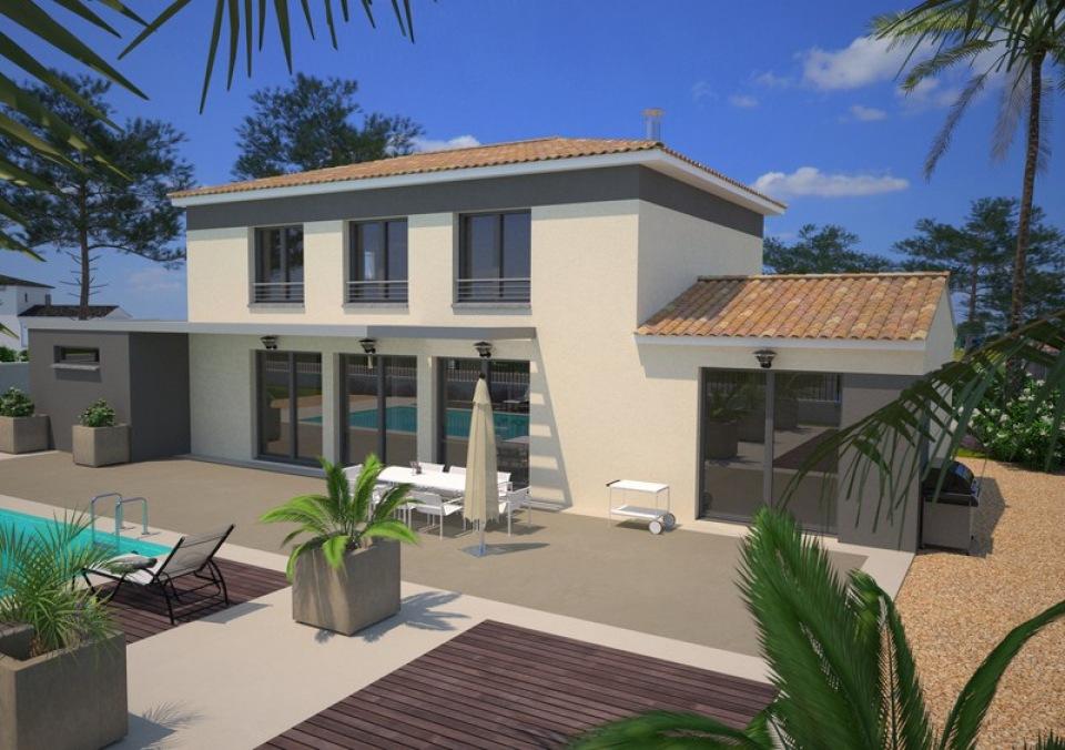 Maisons + Terrains du constructeur MAISONS FRANCE CONFORT • 95 m² • AMBRES