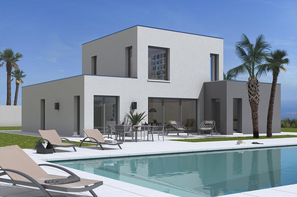 Maisons + Terrains du constructeur MAISONS FRANCE CONFORT • 120 m² • LISLE SUR TARN