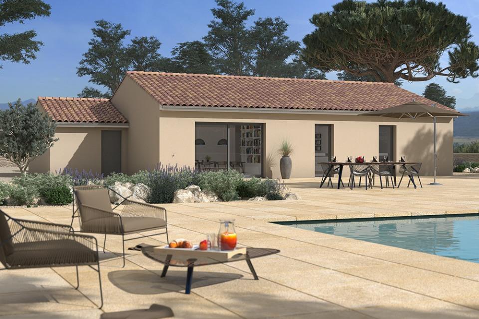 Maisons + Terrains du constructeur MAISONS FRANCE CONFORT • 95 m² • MONTAIGUT SUR SAVE