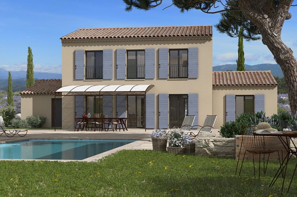 Maisons + Terrains du constructeur MAISONS FRANCE CONFORT • 115 m² • LA SALVETAT BELMONTET