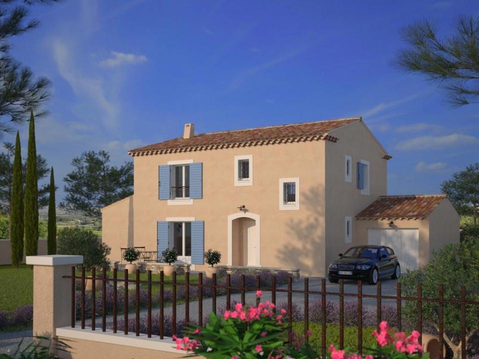 Maisons + Terrains du constructeur MAISONS FRANCE CONFORT • 130 m² • TRANS EN PROVENCE