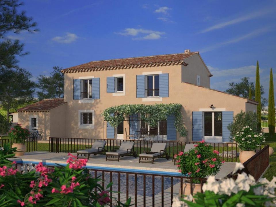 Maisons + Terrains du constructeur MAISONS FRANCE CONFORT • 116 m² • SALERNES