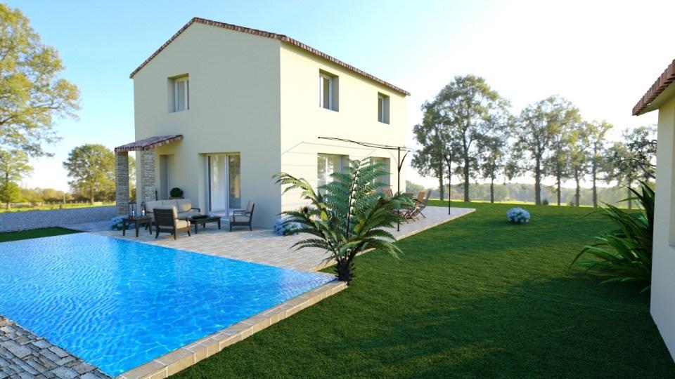 Maisons + Terrains du constructeur MAISONS FRANCE CONFORT • 94 m² • CALLAS