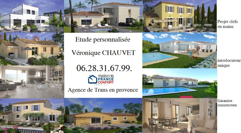 Maisons + Terrains du constructeur MAISONS FRANCE CONFORT • 83 m² • SALERNES