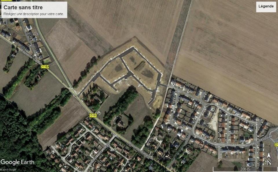 Terrains du constructeur MAISONS FRANCE CONFORT • 534 m² • AUNEAU