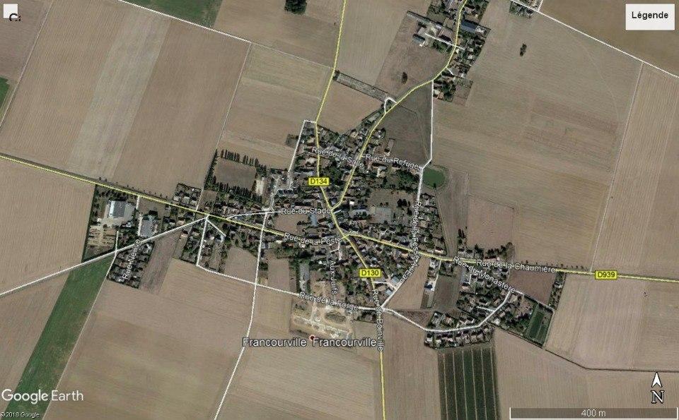 Terrains du constructeur MAISONS FRANCE CONFORT • 420 m² • FRANCOURVILLE