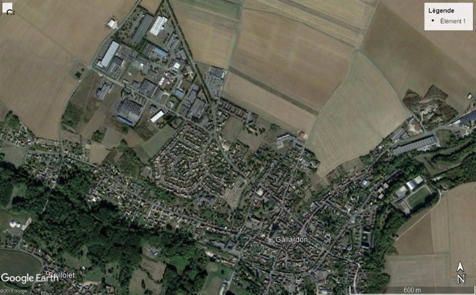 Terrains du constructeur MAISONS FRANCE CONFORT • 235 m² • GALLARDON