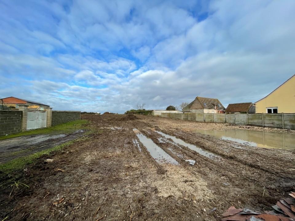 Terrains du constructeur MAISONS FRANCE CONFORT • 547 m² • GELLAINVILLE
