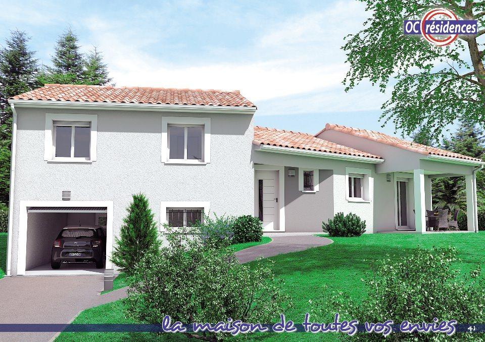 Maisons + Terrains du constructeur OC RESIDENCES • 97 m² • ALBI