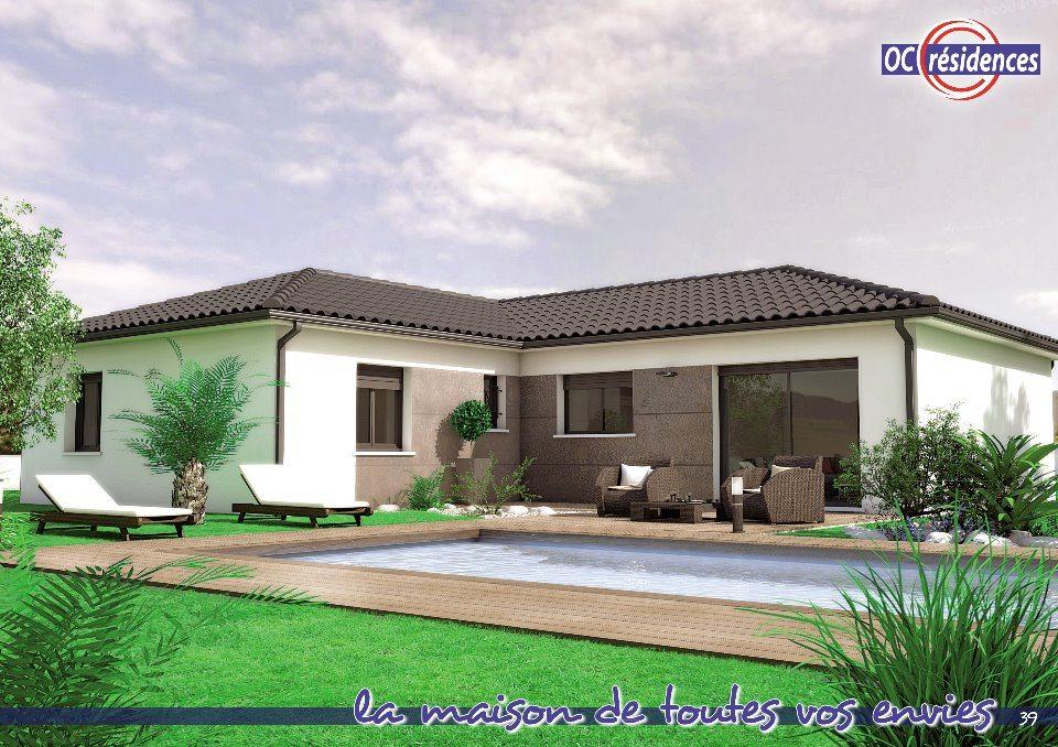 Maisons + Terrains du constructeur OC RESIDENCES - ALBI • 109 m² • LESCURE D'ALBIGEOIS