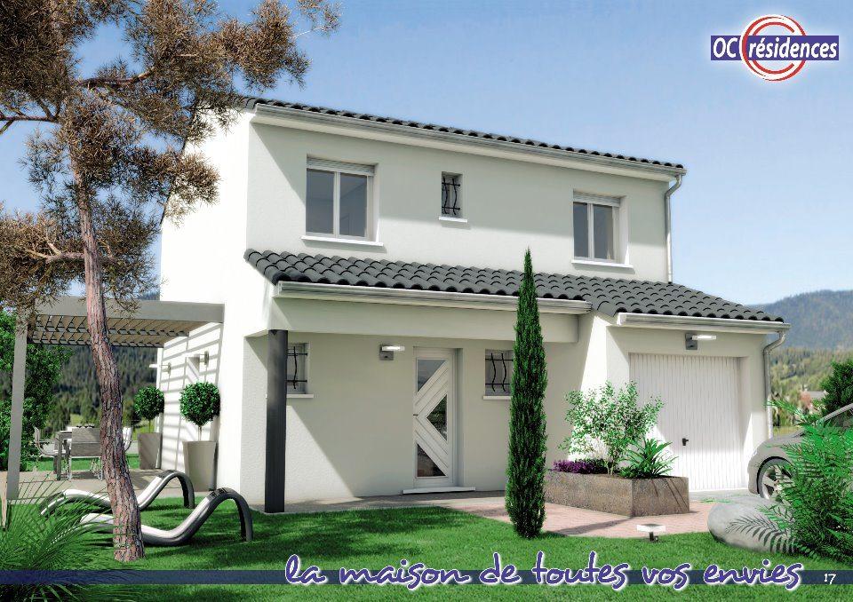 Maisons + Terrains du constructeur OC RESIDENCES - ALBI • 100 m² • FREJAIROLLES