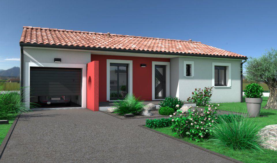 Maisons + Terrains du constructeur OC RESIDENCES - ALBI • 90 m² • SAINT JUERY