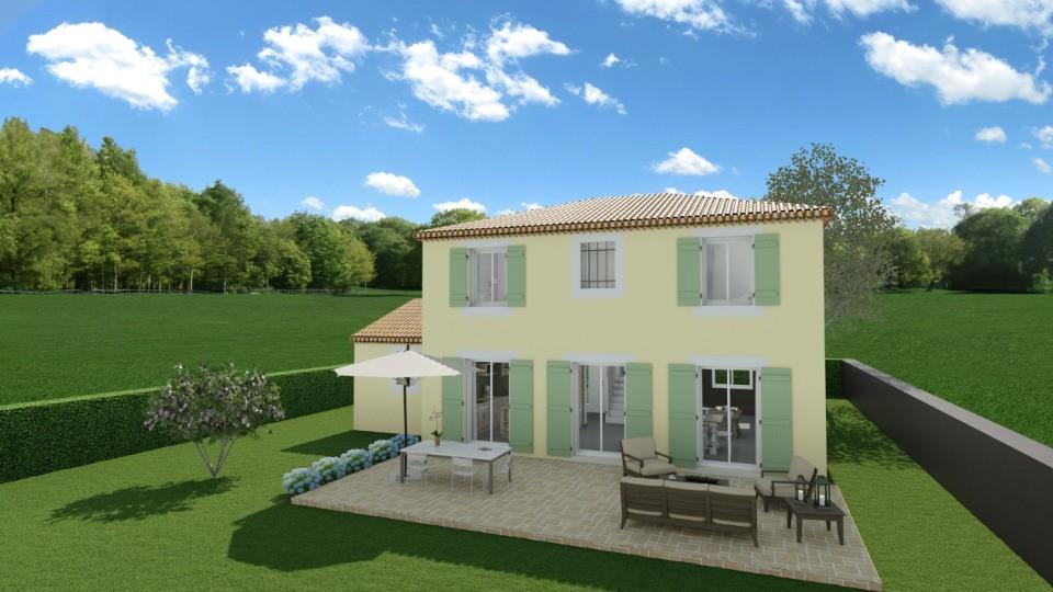Maisons + Terrains du constructeur MAISONS FRANCE CONFORT • 125 m² • ISSIRAC
