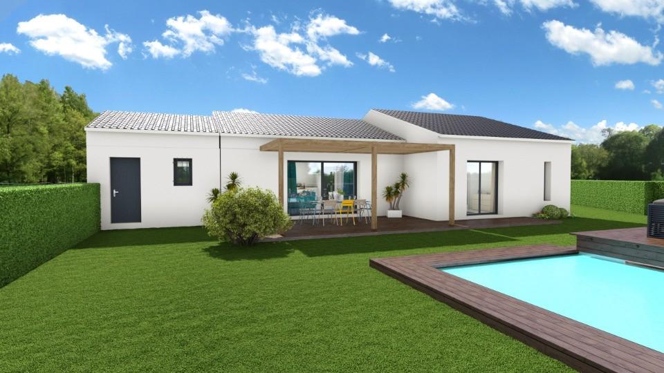 Maisons + Terrains du constructeur MAISONS FRANCE CONFORT • 115 m² • ISSIRAC