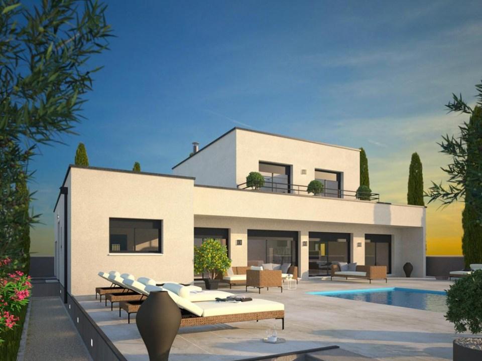 Maisons + Terrains du constructeur MAISONS FRANCE CONFORT • 152 m² • ISSIRAC