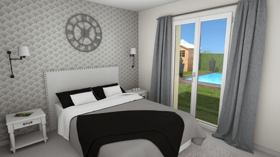 Maisons + Terrains du constructeur MAISONS FRANCE CONFORT • 100 m² • LAUDUN