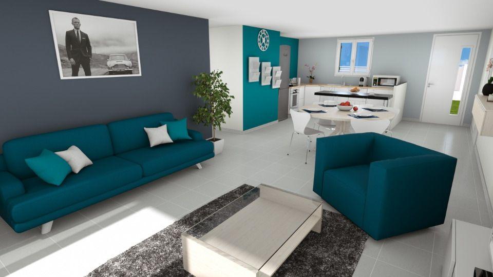 Maisons + Terrains du constructeur MAISONS FRANCE CONFORT • 83 m² • GAUJAC