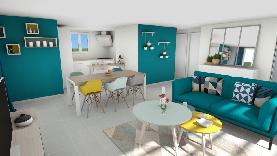 Maisons + Terrains du constructeur MAISONS FRANCE CONFORT • 93 m² • TRESQUES
