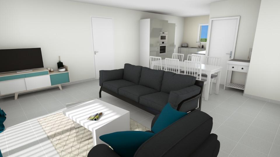 Maisons + Terrains du constructeur MAISONS FRANCE CONFORT • 93 m² • ISSIRAC