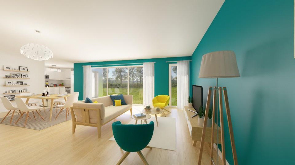 Maisons + Terrains du constructeur MAISONS FRANCE CONFORT • 120 m² • BARJAC