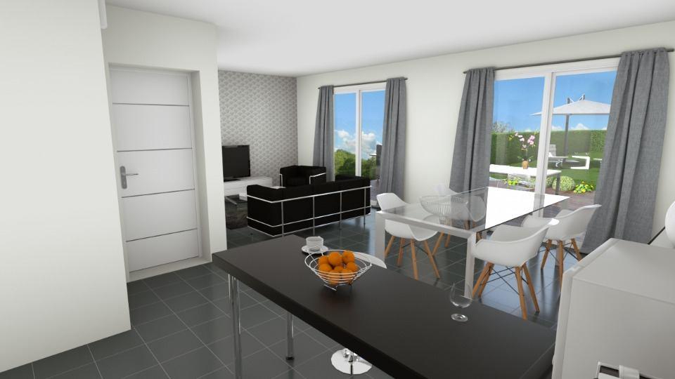 Maisons + Terrains du constructeur MAISONS FRANCE CONFORT • 78 m² • CONNAUX