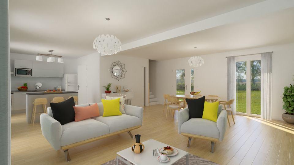 Maisons + Terrains du constructeur MAISONS FRANCE CONFORT • 130 m² • BARJAC