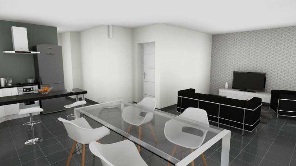 Maisons + Terrains du constructeur MAISONS FRANCE CONFORT • 96 m² • LAUDUN