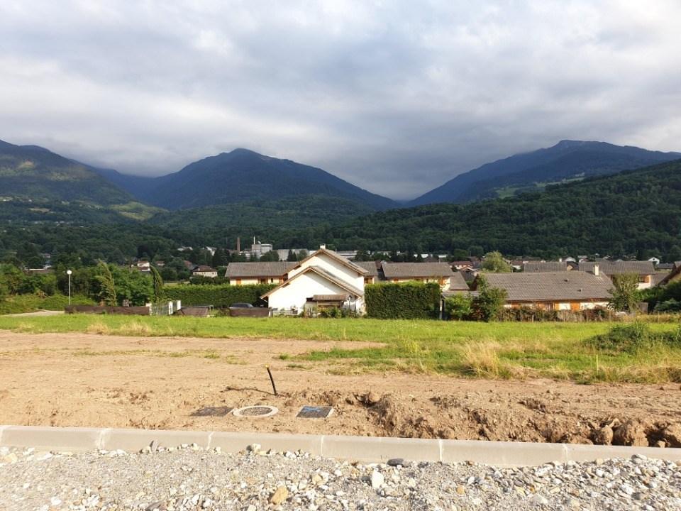 Terrains du constructeur MAISONS FRANCE CONFORT • 557 m² • LA ROCHETTE