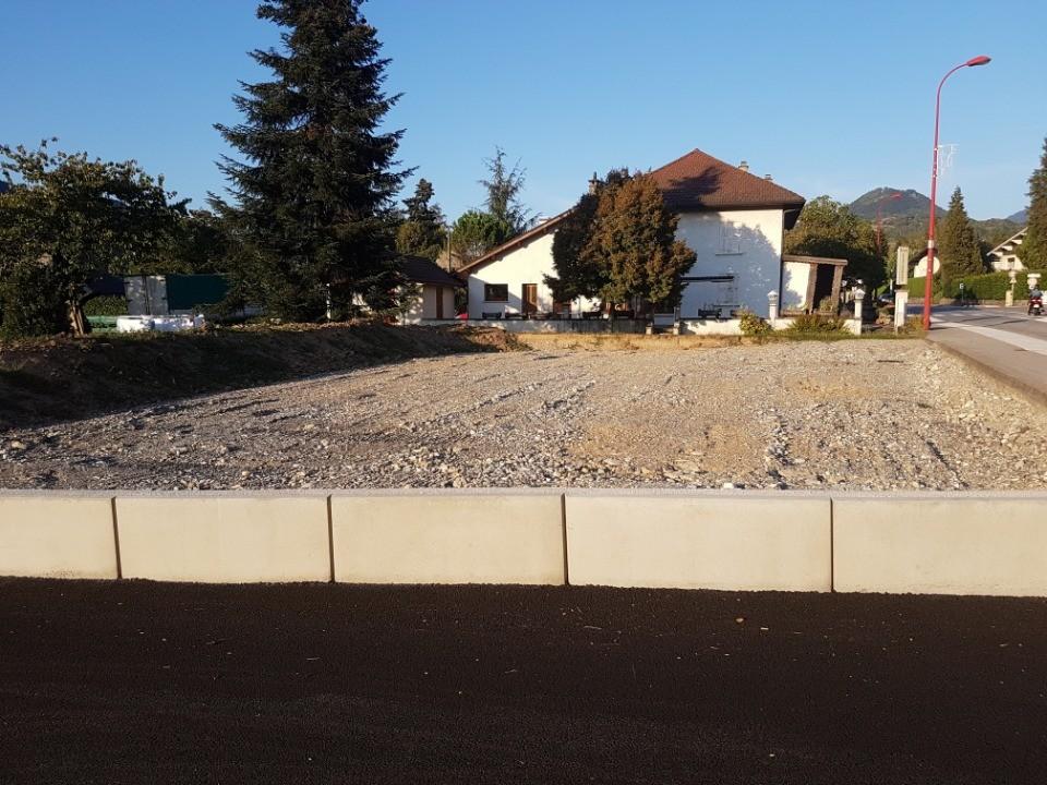 Terrains du constructeur MAISONS FRANCE CONFORT • 564 m² • LA ROCHETTE
