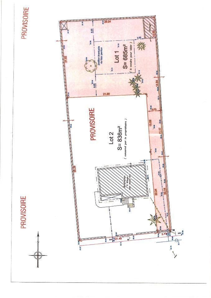 Terrains du constructeur MAISONS FRANCE CONFORT • 685 m² • LIMAY
