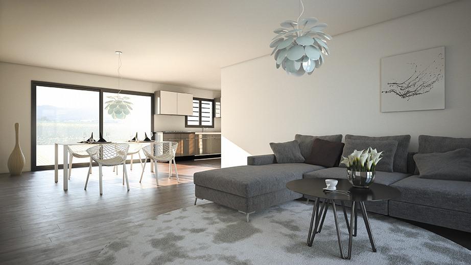 Maisons + Terrains du constructeur LES MAISONS DE MANON • 80 m² • FORCALQUIER