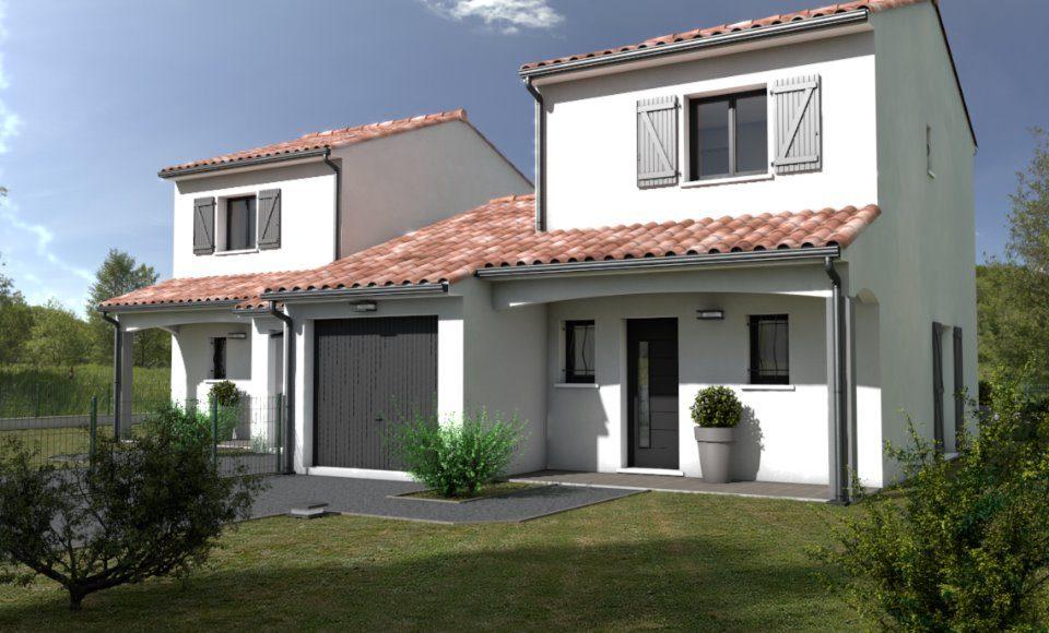 Maisons + Terrains du constructeur OC RESIDENCES - MAZAMET • 77 m² • PONT DE LARN