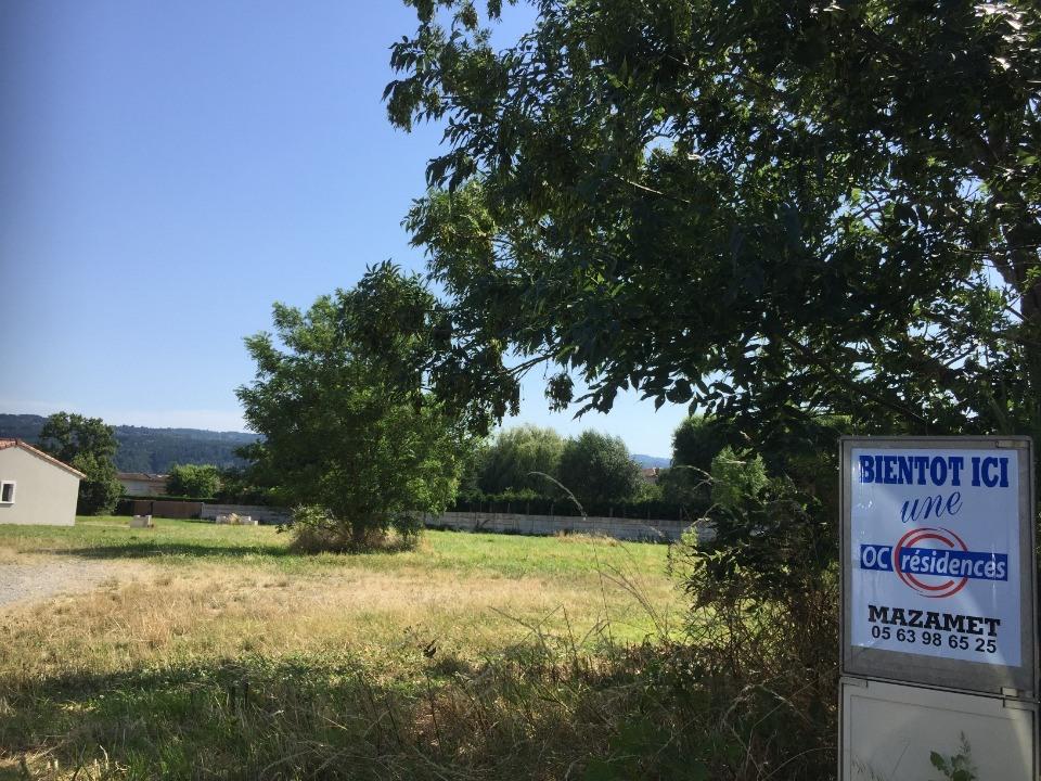 Terrains du constructeur OC RESIDENCES - MAZAMET • 808 m² • AUSSILLON