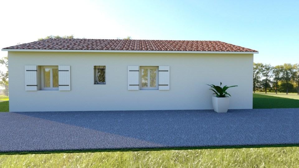 Maisons + Terrains du constructeur MAISONS FRANCE CONFORT • 89 m² • TULETTE