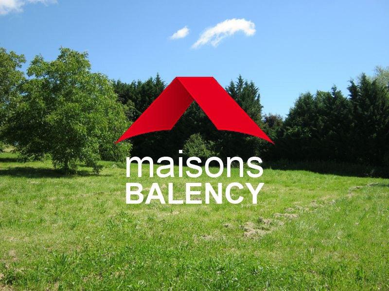 Terrains du constructeur MAISONS BALENCY • 458 m² • BESSAN