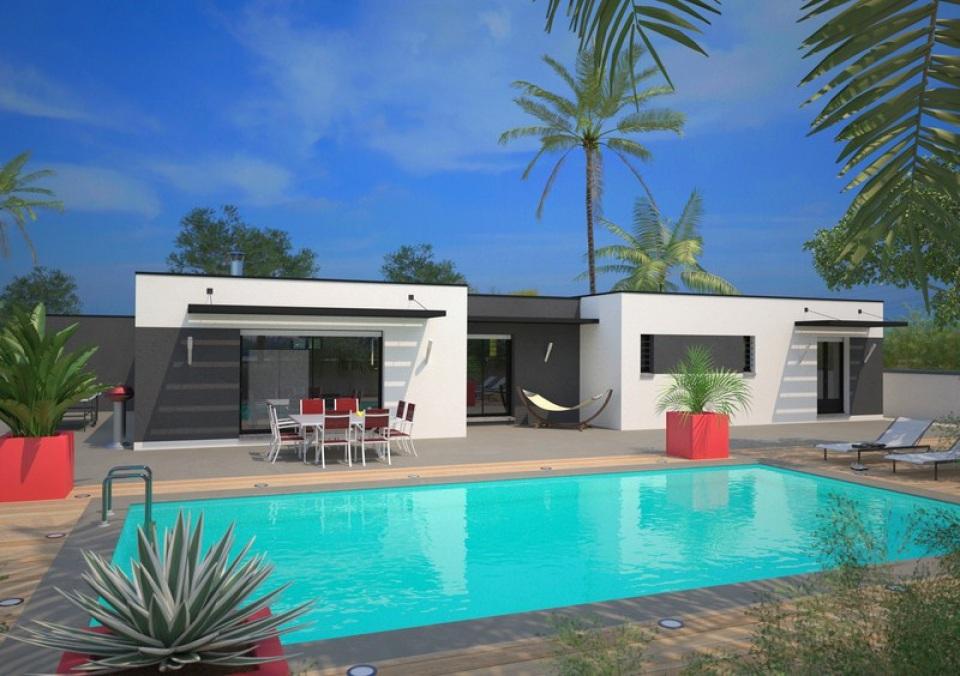 Maisons + Terrains du constructeur MAISONS BALENCY • 120 m² • MONTAGNAC