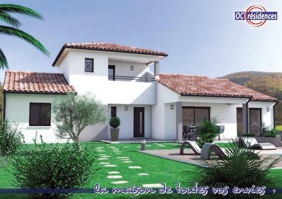 Maisons + Terrains du constructeur OC RESIDENCES • 128 m² • SOREZE