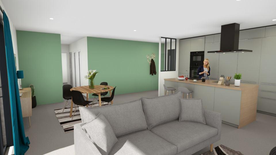 Maisons + Terrains du constructeur MAISONS FRANCE CONFORT • 104 m² • MONTFORT SUR ARGENS