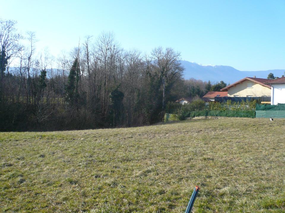 Terrains du constructeur MAISON FRANCE CONFORT • 820 m² • VALLEIRY