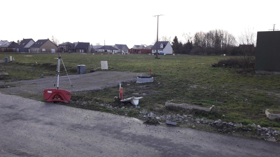 Terrains du constructeur MAISONS FRANCE CONFORT • 533 m² • AIRE SUR LA LYS